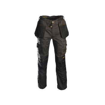Roughneck Black & Grey Holster Work Trousers Waist 38in Leg 31in - RNKBGHT3831