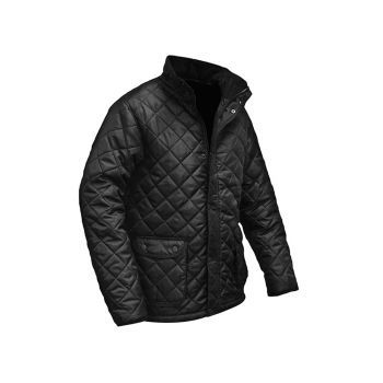 Roughneck Black Quilted Jacket - XL (48in) - RNKQUILTXL