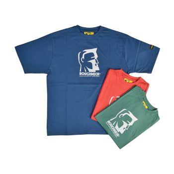 Roughneck T-Shirt Triple Pack Mixed Colours - M (39-41in) - RNKTSHT3MC