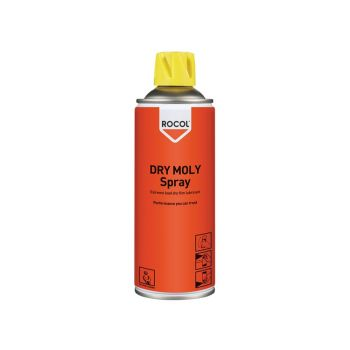 ROCOL DRY MOLY Spray 400ml - ROC10025