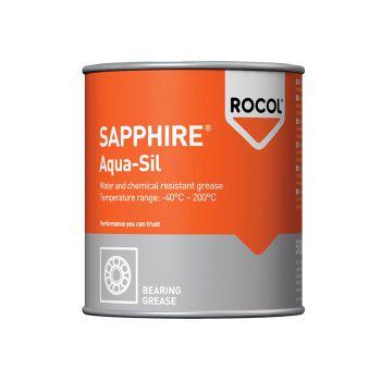 ROCOL SAPPHIRE Aqua-Sil Bearing Grease Tin 500g - ROC12253