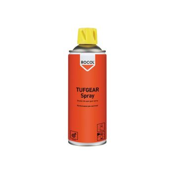 ROCOL TUFGEAR Open Gear Lubricant Spray 400ml - ROC18105
