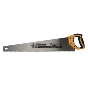 Roughneck R22C Hardpoint Handsaw 550mm (22in) 8tpi - ROU34422