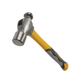 Roughneck Ball Pein Hammer Fibreglass Handle 680g (24oz) - ROU61476