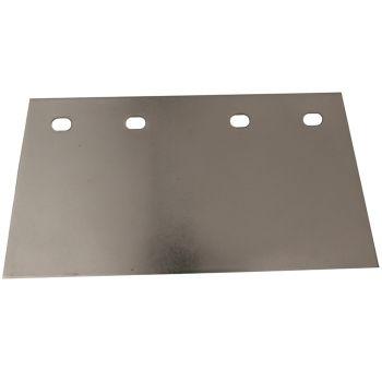 Roughneck Stainless Steel Floor Scraper Blade 200mm (8in) - ROU64394