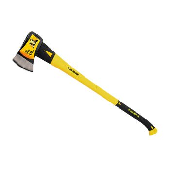 Roughneck Felling Axe Fibreglass Handle 1.6kg (3.1/2lb) - ROU65644