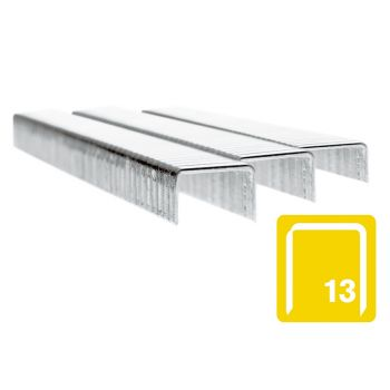 Rapid 6mm Stainless Steel 5m Staples Box 2500 - RPD136SS