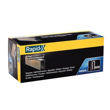 Rapid 18mm Staples Narrow Box 4000 - RPD60618B4