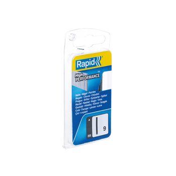 Rapid 9/15mm Headless Pins Narrow Box 1000 - RPD915NB