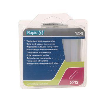 Rapid White Glue Sticks 12 x 94mm Pack of 13 - RPD40107355