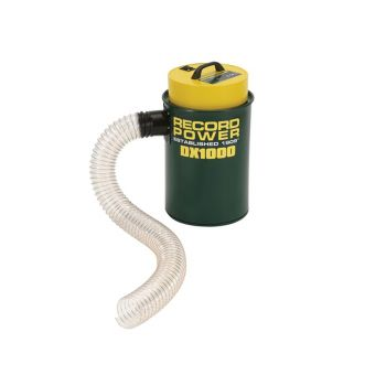Record Power Fine Filter 45 Litre Extractor - RPTDX1000