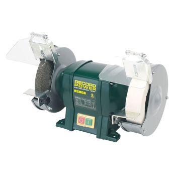 Record Power 150mm (6in) Bench Grinder 350W 240V - RPTRPBG6