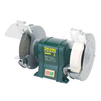 Record Power 200mm (8in) Bench Grinder 400W 240V - RPTRPBG8