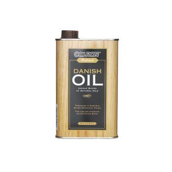 Ronseal Colron Refined Danish Oil 500ml - RSLCRDO