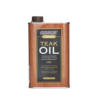 Ronseal Colron Refined Teak Oil 500ml - RSLCRTO