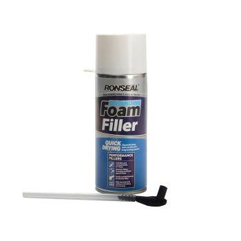 Ronseal Expanding Foam Filler 300ml - RSLEF300