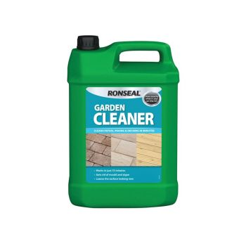 Ronseal Garden Cleaner 5 Litre - RSLGC