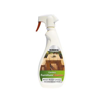 Ronseal Garden Furniture Cleaner 750ml - RSLGFC750