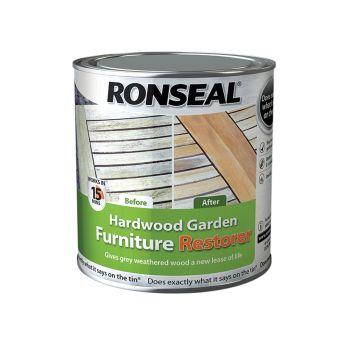 Ronseal Hardwood Garden Furniture Restorer 1 Litre - RSLHGFR1L