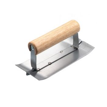 R.S.T. Groover Trowel 6 x 3 x 1/2in - RST120