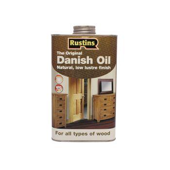 Rustins Original Danish Oil 1 Litre - RUSDO1L