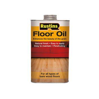 Rustins Floor Oil 1 Litre - RUSFO1L