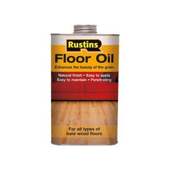 Rustins Floor Oil 5 Litre - RUSFO5L