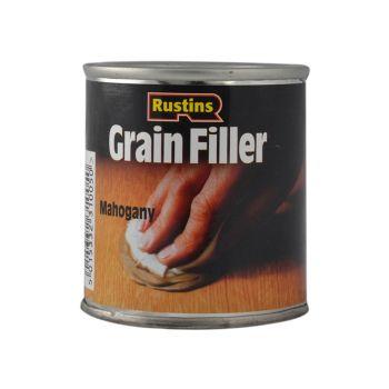 Rustins Grain Filler Mahogany 230g - RUSGFM230G