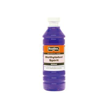 Rustins Methylated Spirit 250ml - RUSMS250