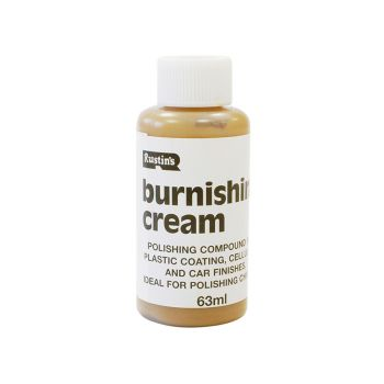 Rustins Plastic Coating Burnishing Cream, Small - RUSPCBUSM