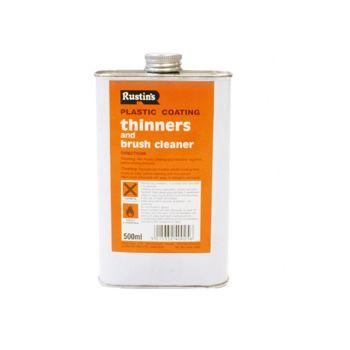 Rustins Plastic Coating Thinners 250ml - RUSPCT250