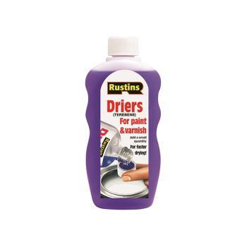 Rustins Paint Driers 300ml - RUSPD300