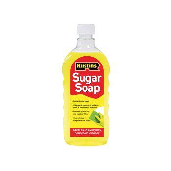 Rustins Sugar Soap 500ml - RUSSS500