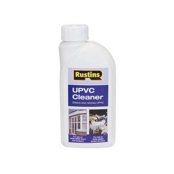 Rustins PVCu Cleaner 500ml - RUSUPVCC500