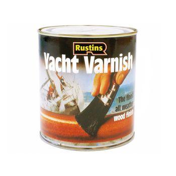 Rustins Yacht Varnish Gloss 2.5 Litre - RUSYV25L