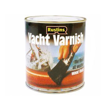 Rustins Yacht Varnish Gloss 5 Litre - RUSYV5L