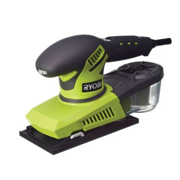 Ryobi 1/3 Sheet Variable Speed Orbital Sander 280W 240V - RYBESS280RV