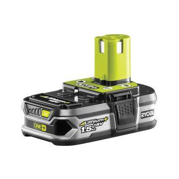 Ryobi ONE+ Battery 18V 1.5Ah Li-Ion - RYBRB18L15