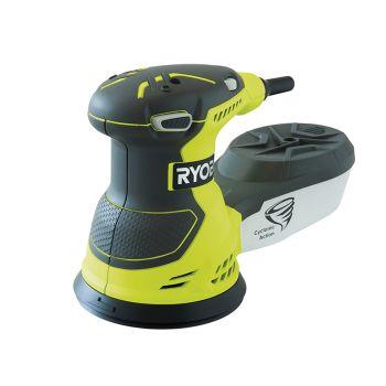Ryobi Random Orbital Sander 125mm 300W 240V - RYBROS300