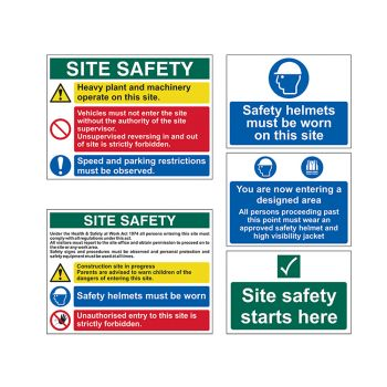 Scan Construction Site Pack 5-Pack - SCA13974