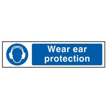 Scan Wear Ear Protection - PVC 200 x 50mm - SCA5016