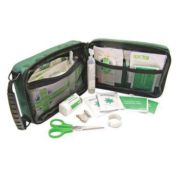 Scan Household & Burns First Aid Kit - SCAFAKGP