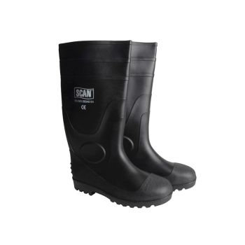 Scan Safety Wellingtons UK 9 Euro 43 - SCAFWWELL9
