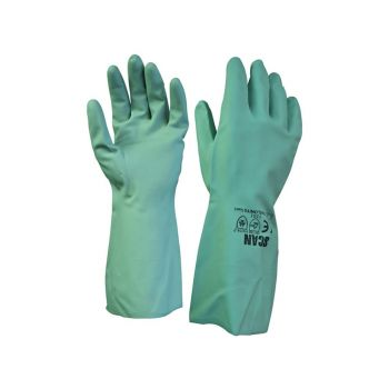 Scan 13in Nitrile Gloves - Large (Size 9) - SCAGLONITG