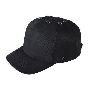 Scan Bump Cap - Black - SCAPPECAPN