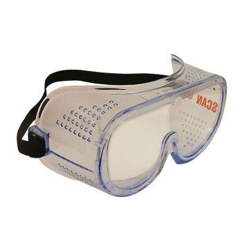 Scan Direct Ventilation Safety Goggles - SCAPPEGDV