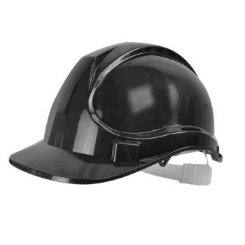 Scan Safety Helmet Black - SCAPPESHBK