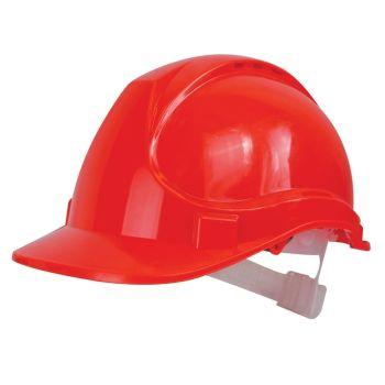 Scan Safety Helmet Red - SCAPPESHR