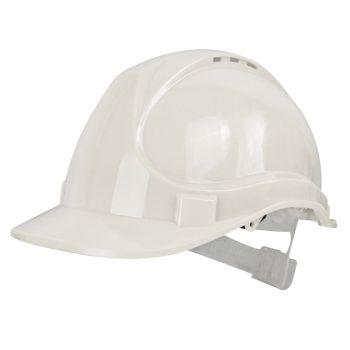 Scan Safety Helmet White - SCAPPESHW