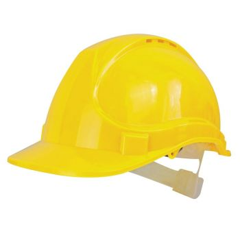 Scan Safety Helmet Yellow - SCAPPESHY